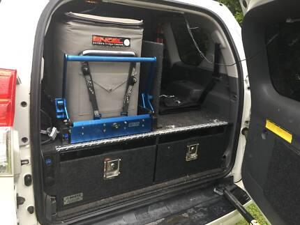 Drifta Drawer Setup for Toyota Prado 150