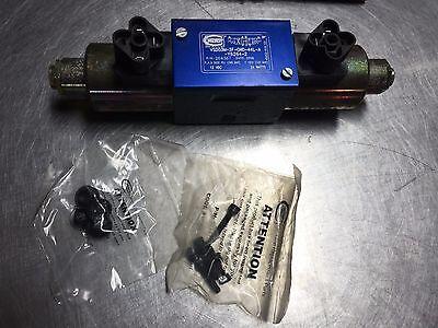 45252-005-53 Solenoid Valve 5000 Psi 12v 24 Watts Continental Hydraulics 264367