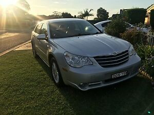 2007 Chrysler Sebring TURBO DIESEL MANUAL Macquarie Fields Campbelltown Area Preview