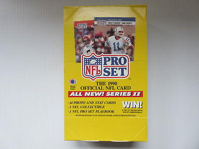 1990 Pro Set Football Series 2 ~ 540 cards ~ EMMITT SMITH ROOKIE ~ free -