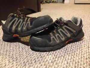 Steel Toe Boots Size 11