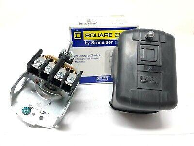 9013fhg42j40xz22 Pumptrol Air Compressor Pressure Switch 115 155 Psi 24amp