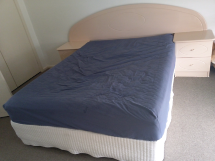Queen Size Suite Including Mattress&Base