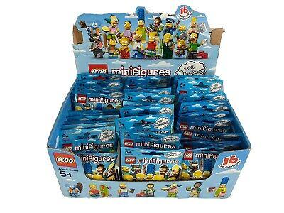 LEGO Minifigures The Simpsons Series 1 (71005) 2014 RANDOM BLIND BAG Sealed NEW