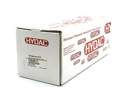 New Hydac 1263017 Filter