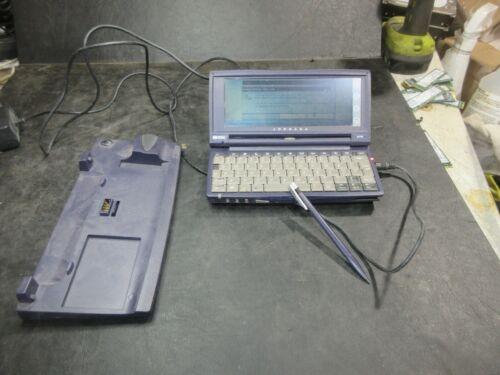 HP Jornada 690 Handheld Computer Palmtop Windows CE PDA with Dock and Stylus
