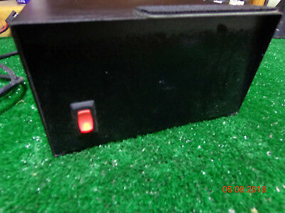 Motorola Kenwood Bk Base Radio Astron 10 Amp Power Supply Rs-10a Fast Shipping