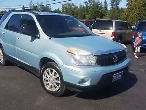 2006 Buick Rendezvous 7 PASSENGER SAFETIED  FWD CX