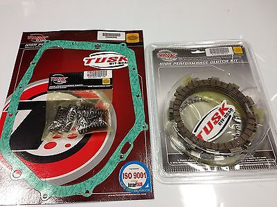 Yamaha Warrior 350 YFM350 Complete Clutch Kit Heavy Duty Springs & Gasket 87-04