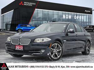 2013 BMW ACTIVE HYBRID 5-RARE/ACCIDENT FREE/LOW KM'S