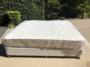 Makin Mattresses Bellissimo King Mattress & Base
