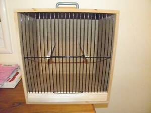 BIRD CARRY CAGE large new