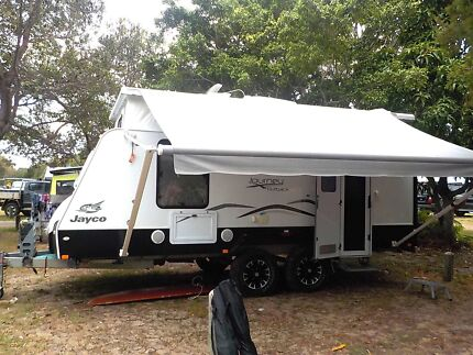 JAYCO POP TOP CARAVAN 'JOURNEY OUTBACK' 18.5   FT SEMI OFF ROAD Kenmore Brisbane North West Preview