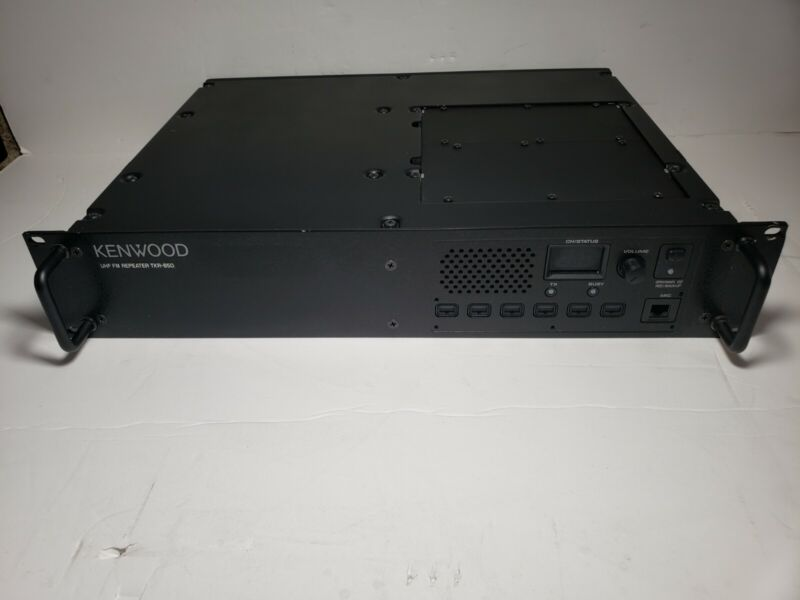 Kenwood TKR-850-1 version 2 UHF Repeater GMRS