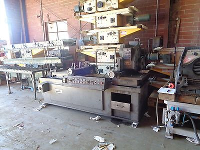Trennjaeger Cold Saw Model Vc326a Used Just Out Of Service