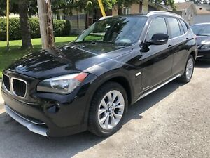 BMW X1 2012 151000 km 12888$ perfect condition
