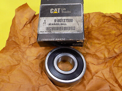 Caterpillar Ct-9180127500 Forklift Ball Bearing Double Seal Cat Nib