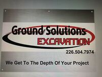 Let's put your dream into real life excavation