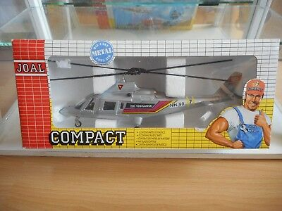 Joal Helicopter Agusta in Grey in Box Ref 182