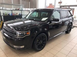 2018 Ford Flex Limited 4X4 GPS BLUETOOTH TOIT OUVRANT