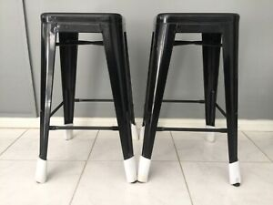 TOLIX REPLICA DESIGNER BAR STOOLS FOR SALE AS MOVING