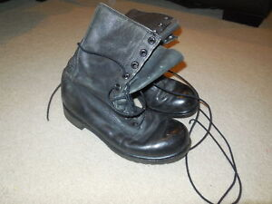 Military Combat Boots and Winter Boots - Size 8.5 - 9