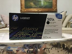 Brand new 501A Hp laser jet print cartridge toner Rouse Hill The Hills District Preview
