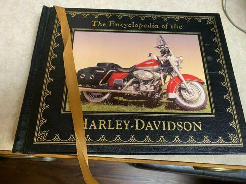HARLEY-DAVIDSON ENCYCLOPEDIA CHARTWELL BOOKS