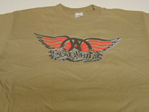Rock T Shirt Vintage Authentic AEROSMITH Nothing Can Stop World This Rock 90s XL