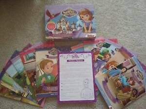Phonics Magic Book sets - Sophia the First & Tinkerbell Canning Vale Canning Area Preview