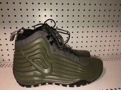 Nike Lunardome 1 ACG Sneakerboot Mens Athletic Waterproof Boots Size 9 Green -