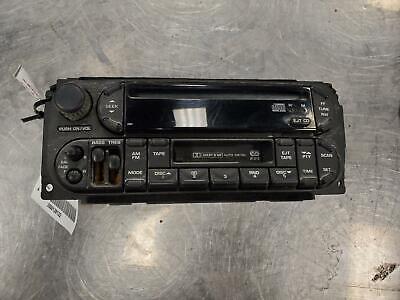 JEEP GRAND CHEROKEE A/V Equipment receiver, w/o navigation; AM-FM stereo-casse