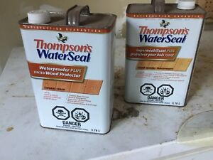 Thompson Water Seal