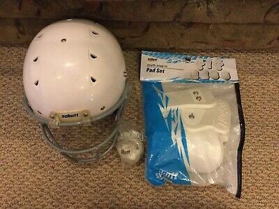 Schutt Adult Green Soft Cup 4 Point High Hookup Football Helmet Chinstrap