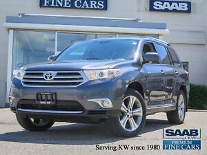 2011 Toyota Highlander LIMITED 7 Passenger Navigation