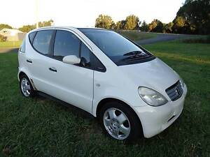1999 MERCEDES BENZ A160 AVANTGARDE W168 AUTOMATIC 70000KMS, Maitland Maitland Area Preview