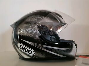 Need gone! SHOEI xr1000 size L motorbike helmet + smoked visor!