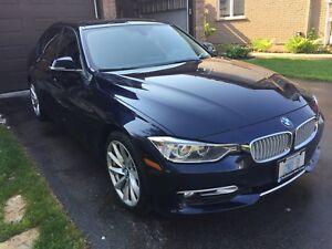 2013 BMW 320i X-Drive