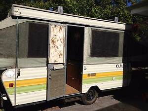 GREAT CONDITION FAMILY OWNED 1984 Jayco Swan Bentleigh East Glen Eira Area Preview