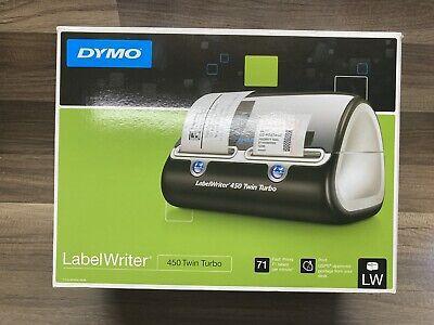 Dymo Label Writer 450 Twin Turbo Thermal Label Printer