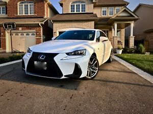 Lease Transfer 2017 Lexus IS 350 AWD