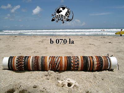 25er Mix Lederarmbänder Armbänder Großhandel  / b070
