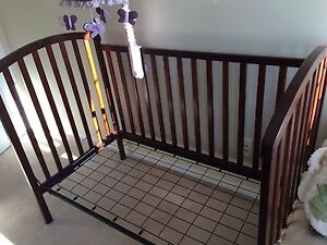 Crib and Changer set + Various Baby items