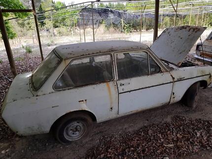 1971 Datsun 1200 sedan