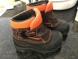 Snow boots - North Face - Size 7 toddlers