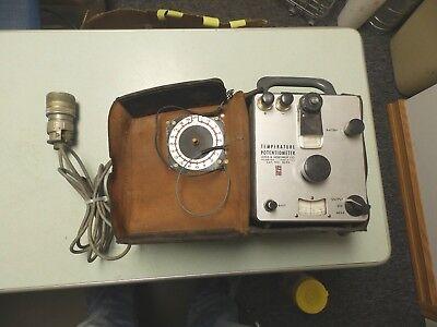 Vintage Leeds Northrup Co. Potentiometer Cat No. 8694 Philadelphia Free Ship