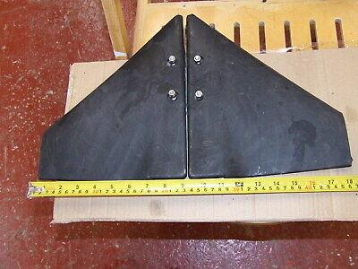 Outboard motor Doel Fins used