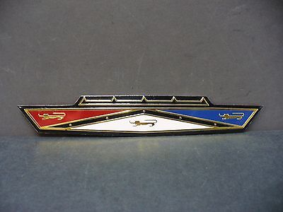 63 Ford Galaxie hood release handle emblem grill (Ford Galaxie Grill)