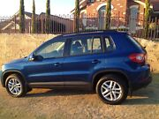 2010 VOLKSWAGEN TIGUAN 5N MY10 125TSI 4MOTION 6 Sp Auto 1year reg Tapping Wanneroo Area Preview