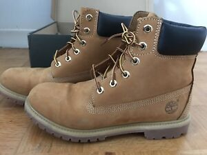 Timberland Boots - Camel